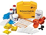 GV Health Biohazard and Bodily Fluid Multi Spill Kit - Pack of 25