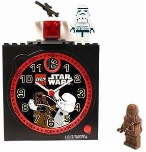 Lego - Star Wars - CLKSTW1 - Réveil - Quartz - Analogique