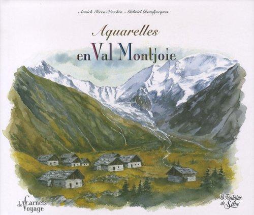 Aquarelles en Val Montjoie