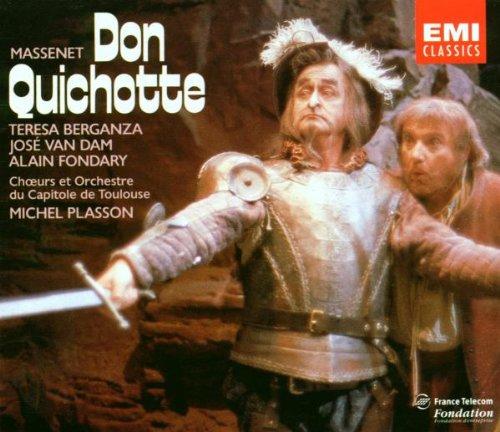Massenet - Don Quichotte / Plasson [Import anglais]
