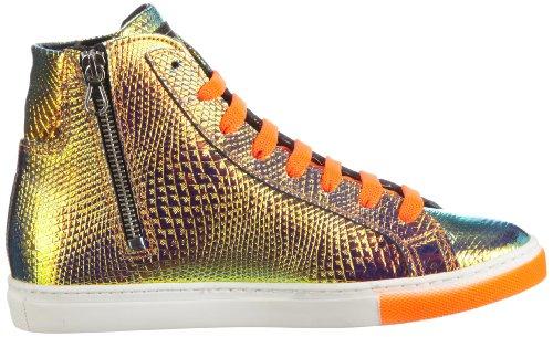 P1 220 bpm Damen Sneaker Orange (met orange)