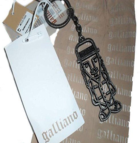 john-galliano-portachiavi-keyring-new-boxed-rrp-69