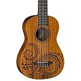 Luna Guitars UKETAT6MAH Ukulele