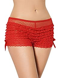 Valin 2pcs G5077 Culottes Strings lingerie sexy