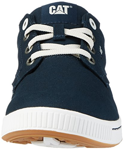 Caterpillar Opus Canvas, Sneakers Basses Homme Bleu (Mens Navy)