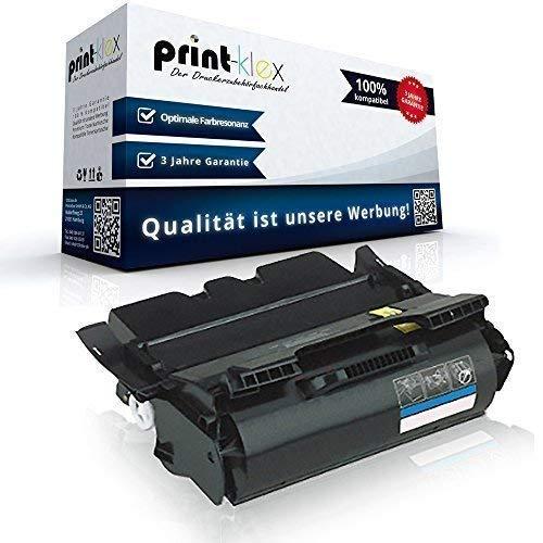 Kompatible XXL Tonerkartusche für Lexmark Optra T654DN Optra T654DTN Optra T654N Optra T656 Optra T656DNE T650 T650DN T650H11E T650H21E T650H04E Toner Black XXL -
