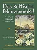 Das keltische Pflanzenorakel: Buch mit 36 vierfarbige Karten - Philip und Stephanie Carr-Gomm
