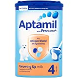 Aptamil Stage 4 Growing Up Milk Powder 800 g (Pack of 6)