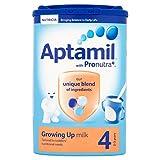 Aptamil Crecer Leche En Polvo Para Bebés 2Yr + (800g) (Paquete de 6)