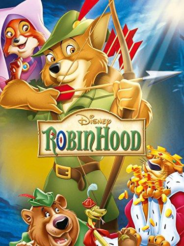 Hood Disney Walt Robin (Robin Hood )