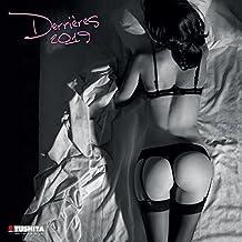 Derrieres 2019: Kalender 2019 (Velvet Edition)