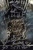 Limited Edition Game of Thrones Guss Signiert Foto Autogramm signiertsigniertes