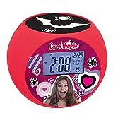 Chica Vampiro - RL975CV Radio Reloj Despertador con Proyector De Imagen (Lexibook RL975CV)