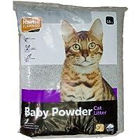 15 kg Katzenstreu Klumpstreu Pet PLUS Babypuderduft