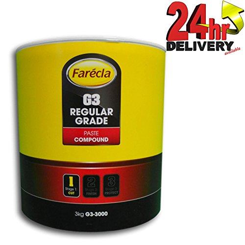 farecla-g3-rubbing-compound-regular-cutting-paste-3kg-3000g-tub-car-polishing-scratch-swirl-remover-