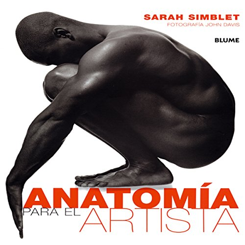 Anatomía Para el Artista (2011) por Sarah Simblet