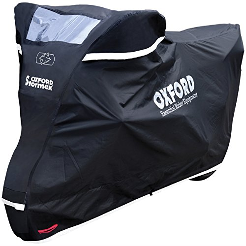 Oxford Stormex Motorcycle Motorbike waterproof All Weather Cover X-Large New 2016 Model.