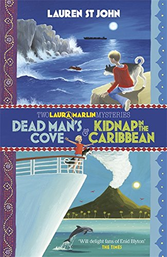dead-mans-cove-and-kidnap-in-the-caribbean-2in1-omnibus-of-books-1-and-2-laura-marlin-mysteries
