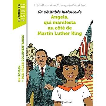 La véritable histoire d'Angela, qui manifesta au côté de Martin Luther King