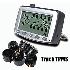 Auto per sistemi di monitoraggio della pressione degli pneumatici (Rimorchio del camion, camper, autobus, autovetture in miniatura) 6 sensore