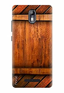 Noise Designer Printed Case / Cover for Micromax Canvas Evok E483 / Patterns & Ethnic / On board