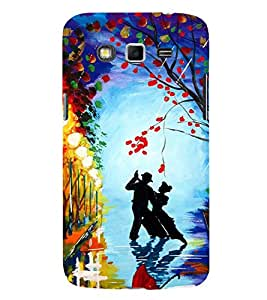 Dancing Couple 3D Hard Polycarbonate Designer Back Case Cover for Samsung Galaxy Grand I9082 :: Samsung Galaxy Grand Z I9082Z