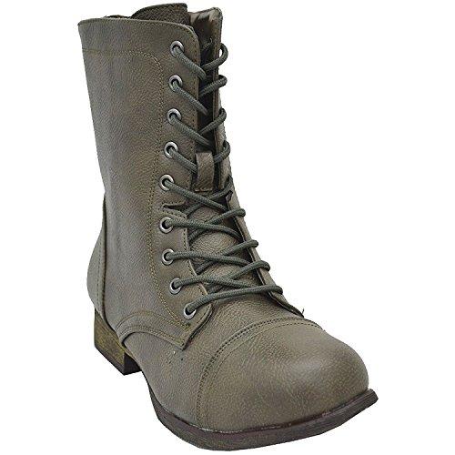 Combat Boots Mashroom 7 M UK