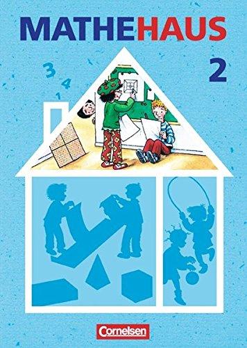 Mathehaus - Allgemeine Ausgabe / 2. Schuljahr - Schülerbuch mit Kartonbeilagen,