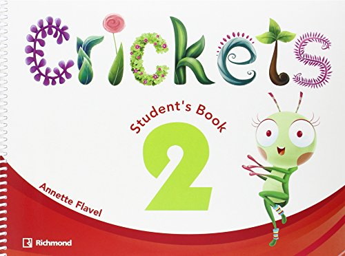 Crickets 2 student's pack