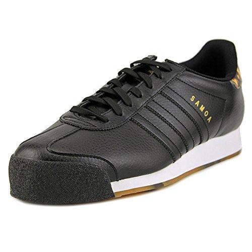 Adidas Originals Samoa Cblack / cblack / goldmt scarpe casual 11.5 Us