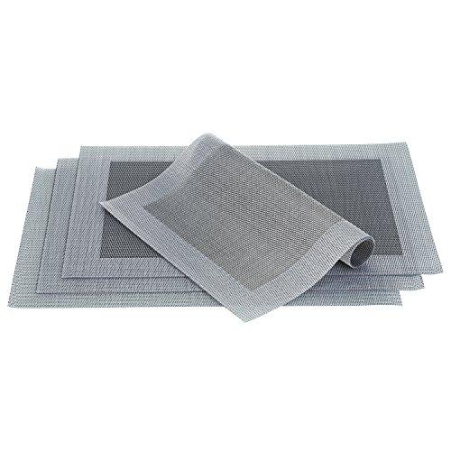 set-di-tovagliette-culinator-in-grigio-eleganti-decorative-pregiate-e-robuste-4-pezzi-45-x-30cm-cias