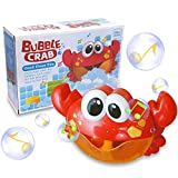 ZHENDUO Badewannenspielzeug, Badespielzeug, Baby Spielzeug, Seifenblasenmaschine, Wasserspielzeug, Badewanne Spielzeug mit Musik für die Baby