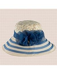 ZHANGYONG La Sra. Visera Stetson UV Primavera Verano Sombreros Sombreros  playa sunscreen hembra a1673489dfc