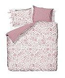 PIP Studio 41 Bettwäsche Design Buttons up Farbe Pink 155x220+80x80