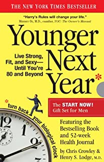 Book Younger Next Year Younger Next Year for Men: Live Strong, Fit, and Sexy Until You'