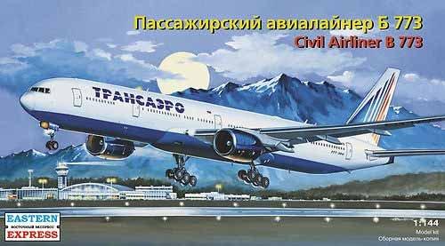 Eastern Express 14477-Boeing 777-300transaero