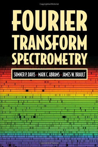 Fourier Transform Spectrometry (English Edition)