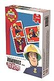 Jumbo Spiele 19402 Jumbo 19402-Fireman Sam Domino Kartenspiel Vergleich