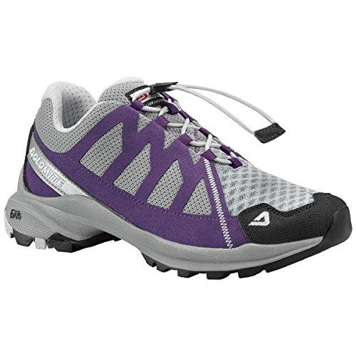 Dolomite, Chaussures montantes pour Homme Petunia Violet/Steel Grey