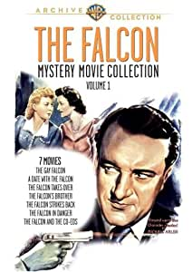 Falcon Mystery Movie Collection 1 [Import anglais]