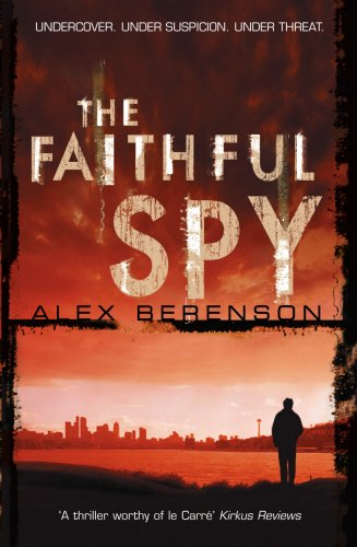 Book cover for The Faithful Spy