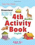 4th Activity Book - English (Kid's Activity Books)