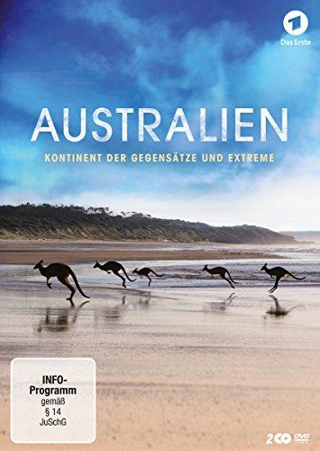 Kontinent der Gegensätze und Extreme (2 DVDs)