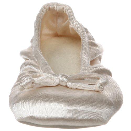 Isotoner  ISOTONER 9877H, Chaussures de danse pour homme One size Blanc cassé - BERTINNI CREAM