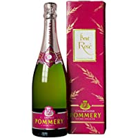Champagne Pommery  Springtime Brut Rosé in Geschenkpackung (1 x 0.75 l)