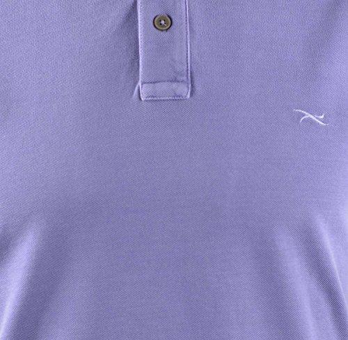 Brax Herren Poloshirt Pele Lila
