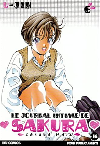 Journal Intime Sakura - Le journal intime de Sakura, Tome 6