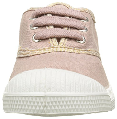 Bensimon Unisex-Kinder Tennis Shinnypiping Sneaker Rose (4119 Cuivre/Rose Grisé)