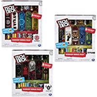 Spin Master Tech Deck Skate Shop Bonus Pack vehículo de juguete - vehículos de juguete (Multicolor, 6 año(s), Niño, 127 g, 29,2 cm, 22,1 cm)