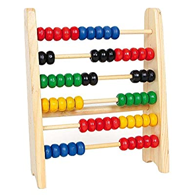 Legler Small Abacus Educational Toy
